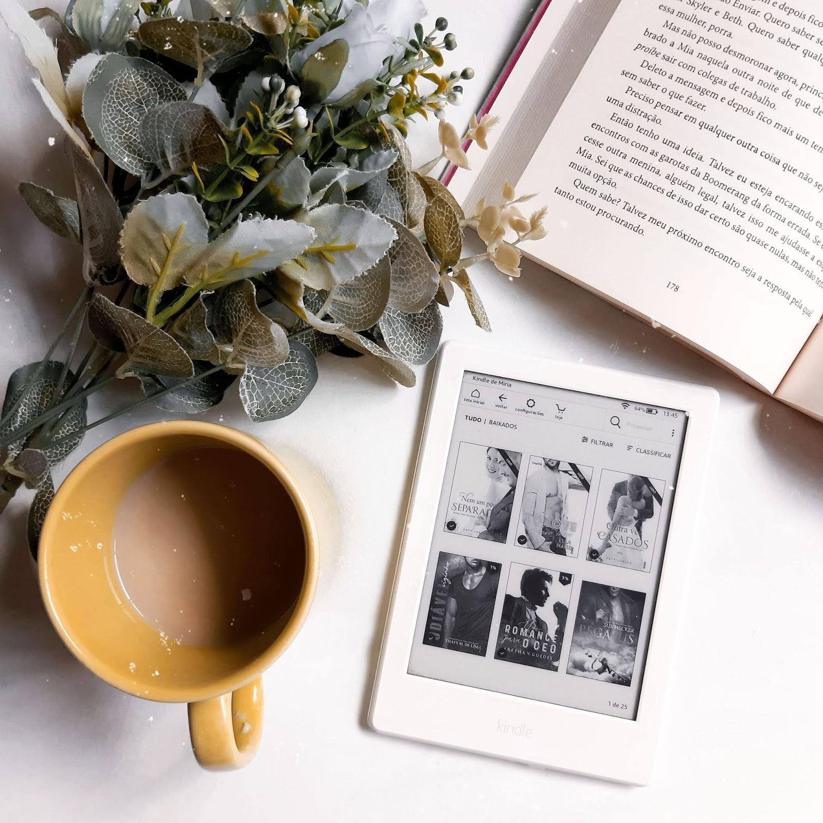 4 motivos para você se tornar um assinante Kindle Unlimited