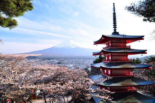 Japonya Uçak Bileti