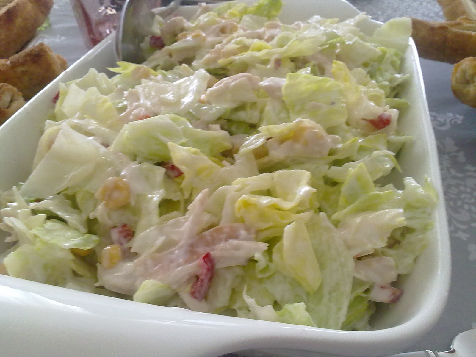 Göbek Salata