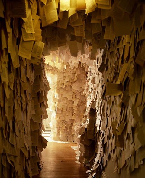 SCP-211 - Paper-Covered Building