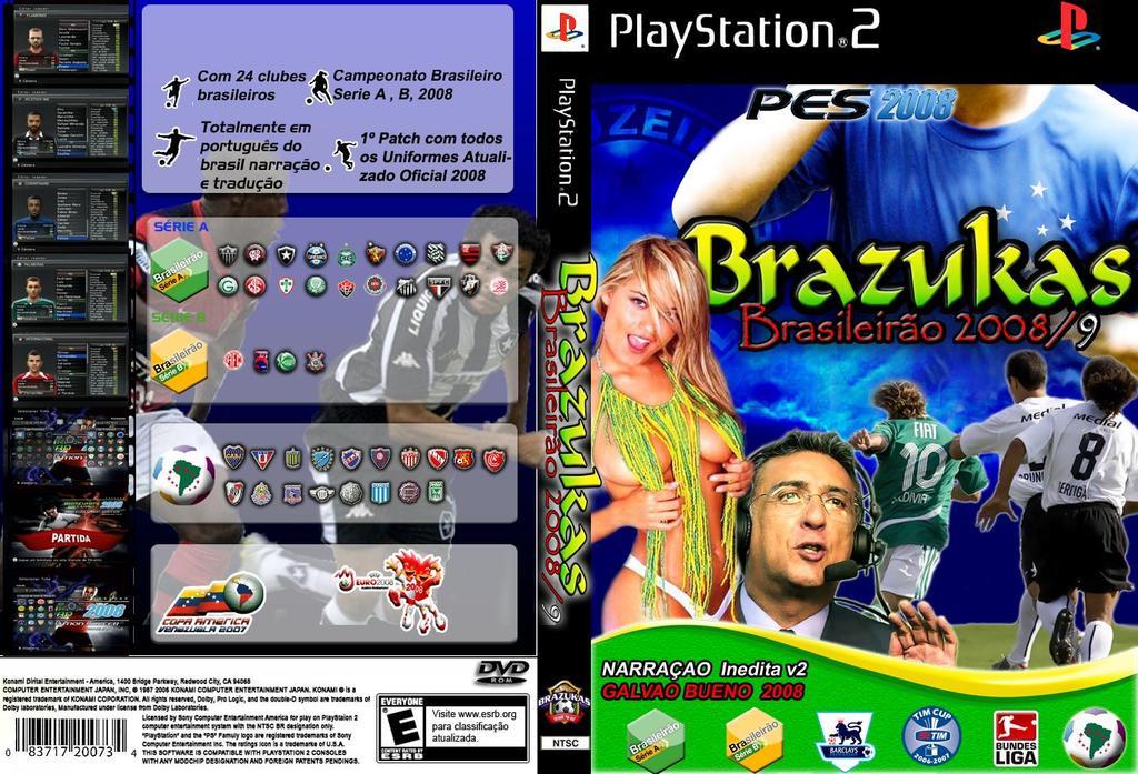 brazukas 2008 para