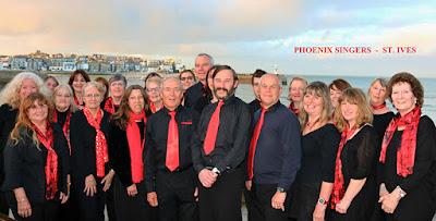 Phoenix Singers - St Ives