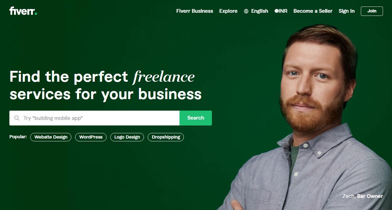 7 Ways to Make Money Online on Fiverr