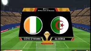 مشاهدة مباراة ساحل العاج والجزائر  بث مباشر 11/07/2019 كأس أمم أفريقيا 2019