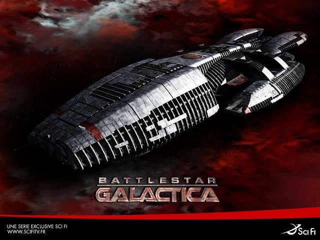 Falando em Série: GALACTICA (2003)