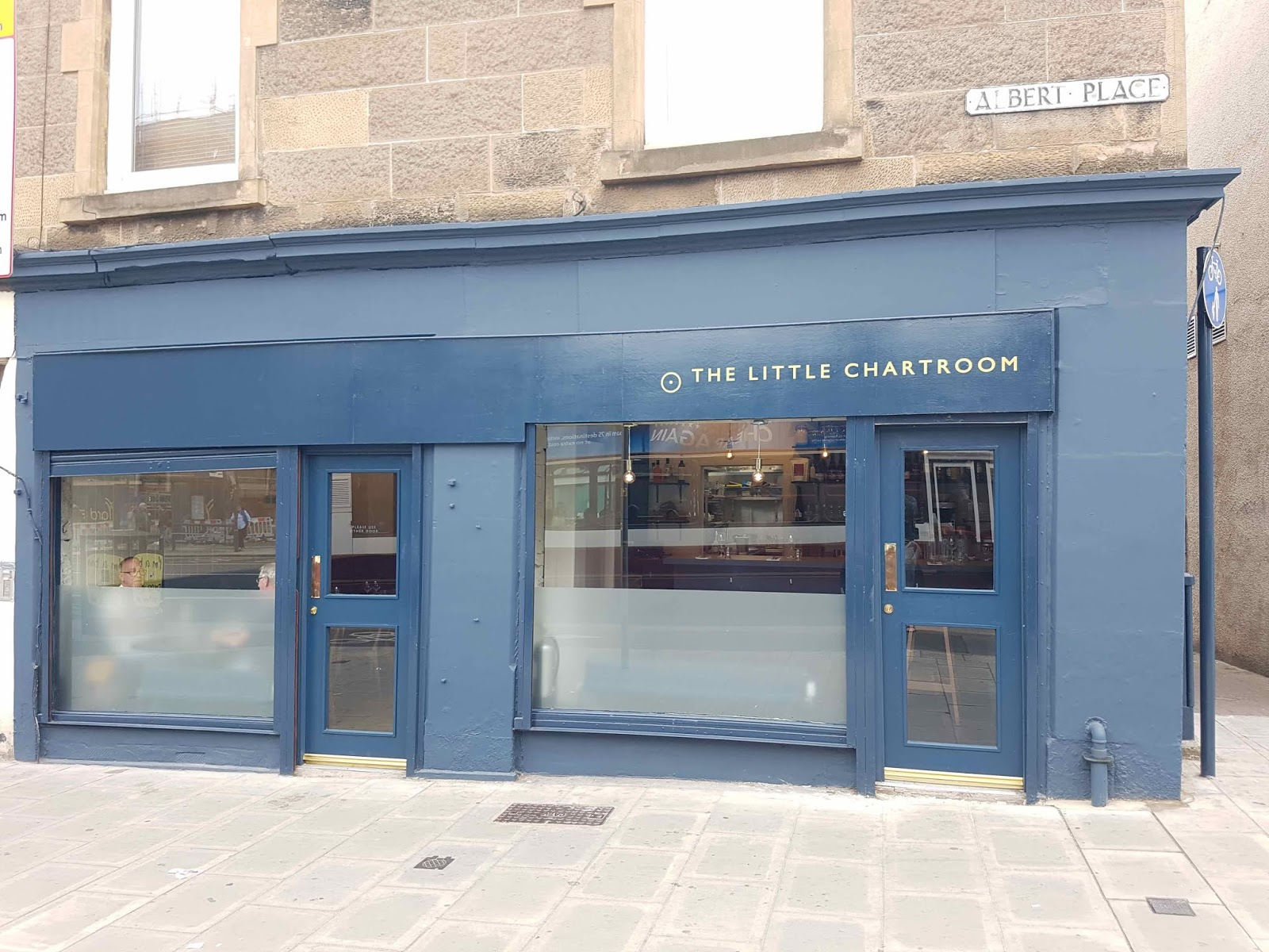 GourmetGorro: The Little Chartroom, Edinburgh restaurant review