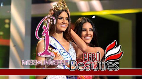 Gabriela Tafur es Señorita Colombia 2018 / 2019