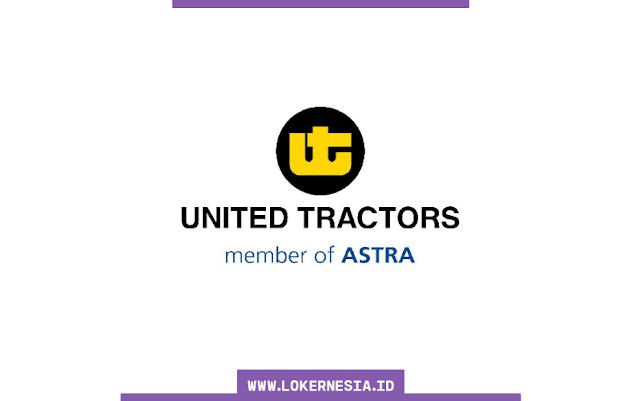 Lowongan Kerja Magang PT United Tractors Tbk Juli 2021