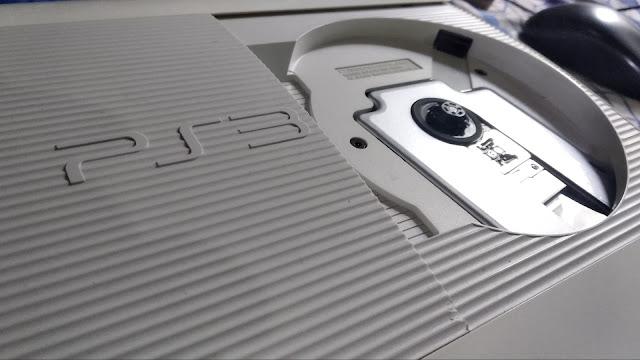 PS3 ODE masih menggunakan optic disk