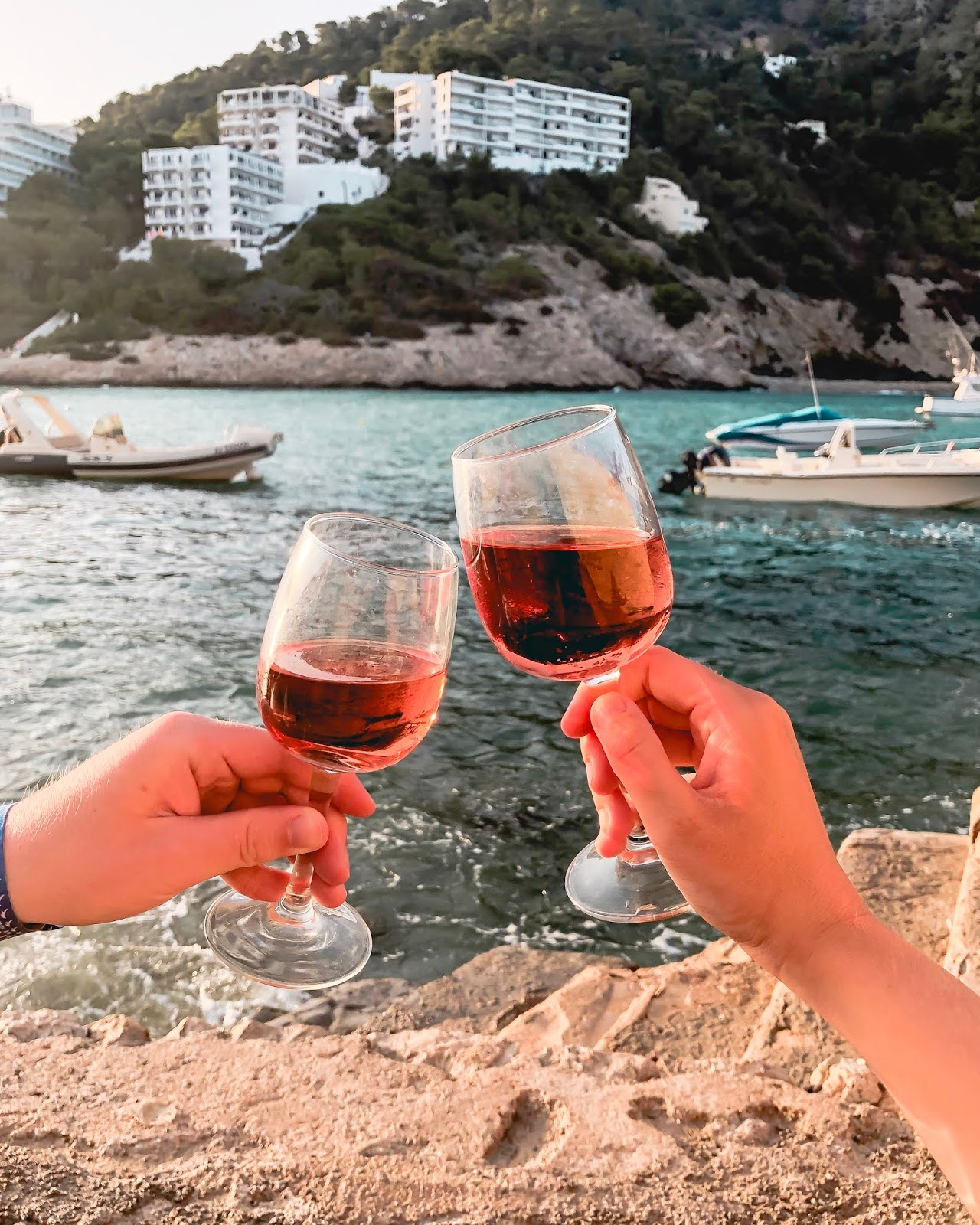 Postcards Ibiza, Summer 2019, copyright Eline Rewinkel