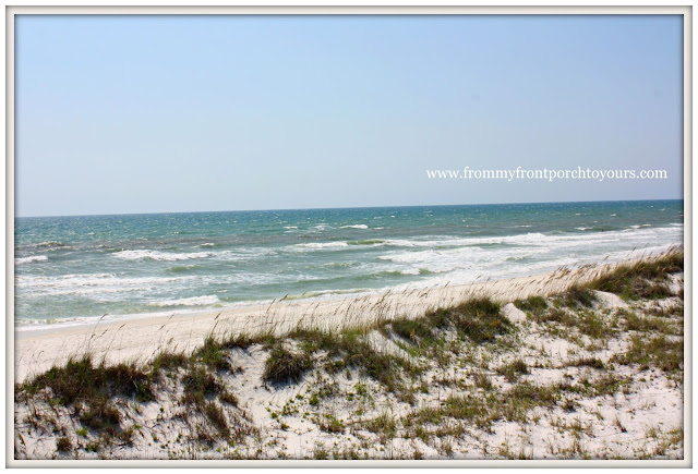 Sundays By The Shore-Cape San Blas-Florida Panhandle-From My Front Porch To Yours
