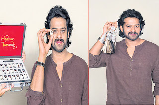 Prabhas's idol to be placed in Madame Tussauds museum in Bangkok