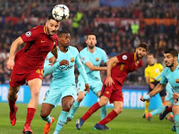AS Roma vs Barcelona: Roma Won 3-0 in the Second Leg