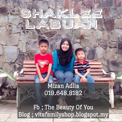 Shaklee labuan
