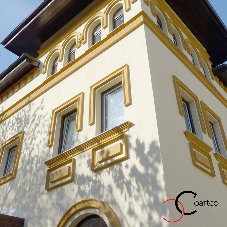 Profile decorative personalizate pret, orice dimensiuni si modele pentru fatade case
