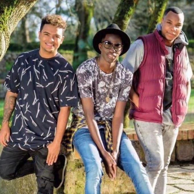 Dream Boyz Feat. Arieth - Vem Me Dar Carinho (Zouk) [Download]