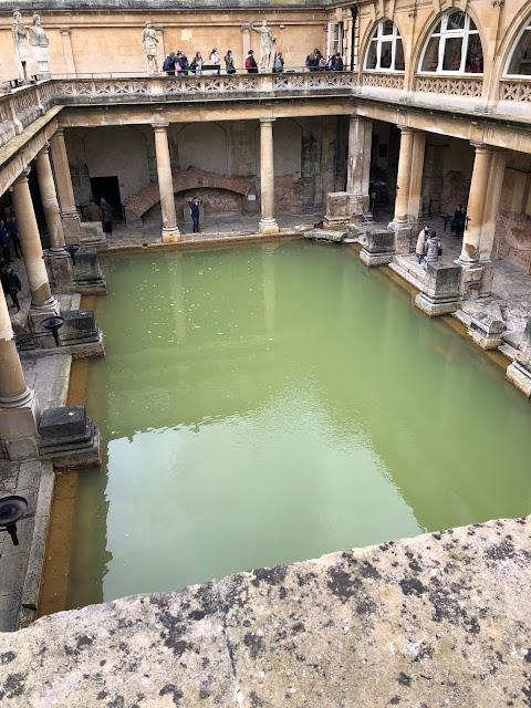 sightseeing in Bath, Chez Maximka