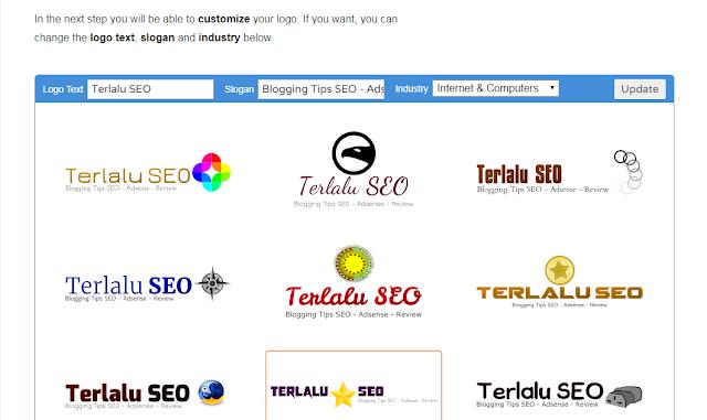 cara membuat logo mudah cepat dan gratis