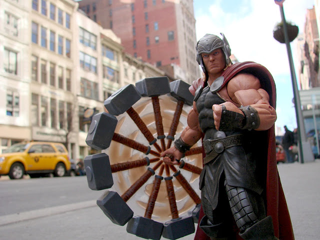 Marvel Select Comic Mighty Thor Action Figure