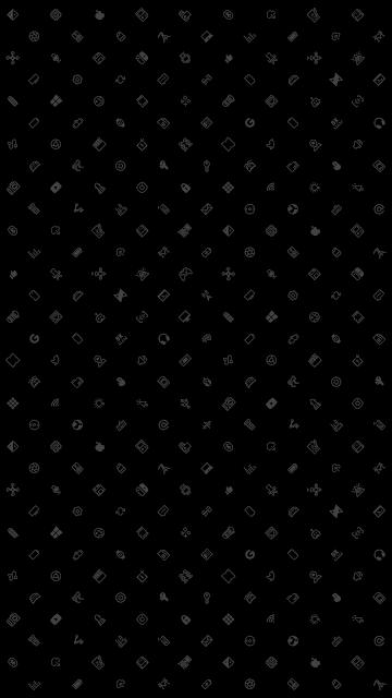 Hình nền của Youtuber MKBHD (chế độ tiết kiệm pin cho màn AMOLED)