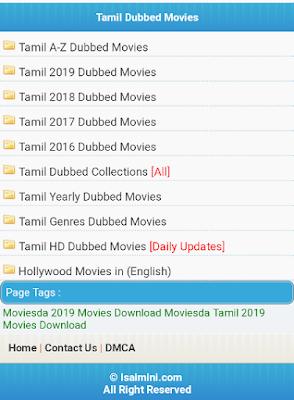Isaimini Tamil Movies Download 2020