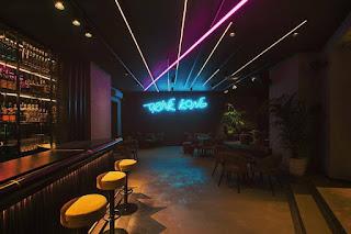 drink kong cocktail bar interni 1