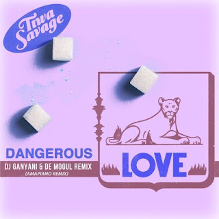[Music] Tiwa Savage Ft. DJ Ganyani, De Mogul – Dangerous Love ( Amapiano Remix )