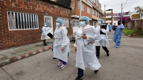Colombia registra récord de fallecimientos por la Covid-19 en un día