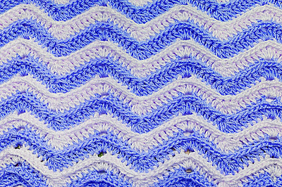 2 - CROCHET IMAGEN Puntada en zigzag a crochet y ganchillo MAJOVEL CROCHET
