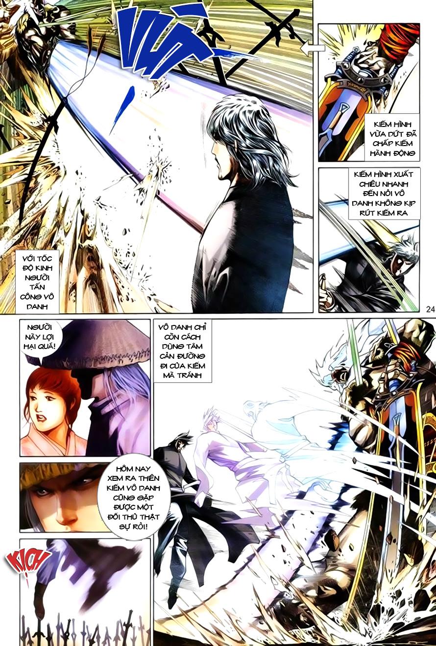 Phong Vân chap 410 Trang 24