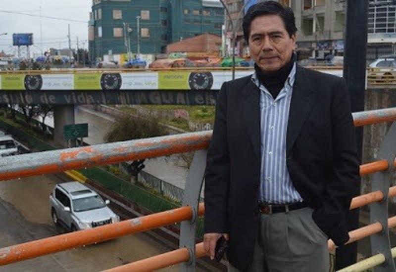 Peña fundó el impreso La Voz del Vecino / RRSS