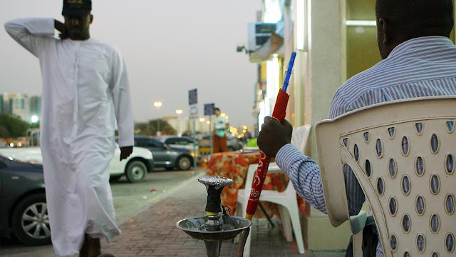 Ajman will be fined 1000 dhrms drink smoke and barbecue in public park.