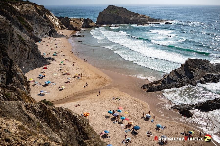 Praia dos Alteirinhos, Alentejo