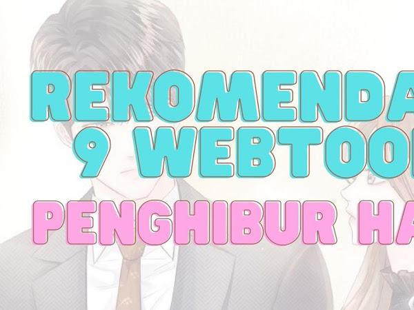 Rekomendasi 9 Webtoon Penghibur Hati selama PPKM