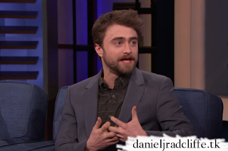 Daniel Radcliffe on CONAN