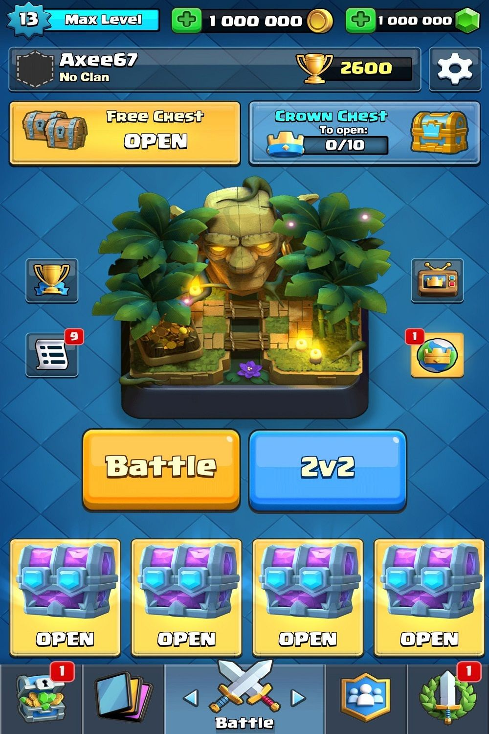 Get Clash Royale Unlimited Gems For Free! Working [2021]