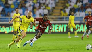 موعد مباراة النصر والرائد الأربعاء 11-03-2020  في الدوري السعودي والقنوات الناقلة