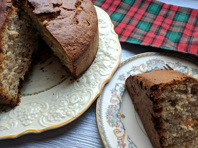 scottish seed cake