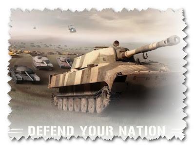 تحميل لعبة الدبابات الجديدة للموبايل 2020