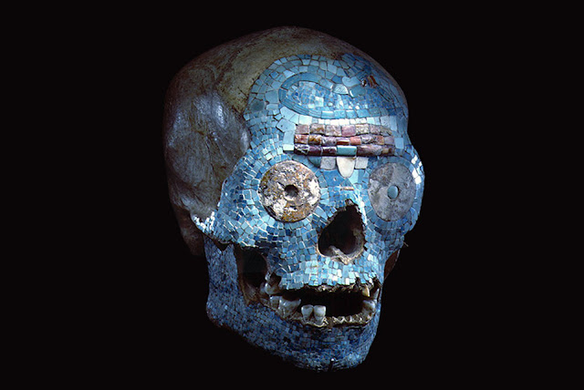 Ancient Mixtec skull declared a forgery: Dutch museum
