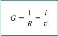 conductance equation