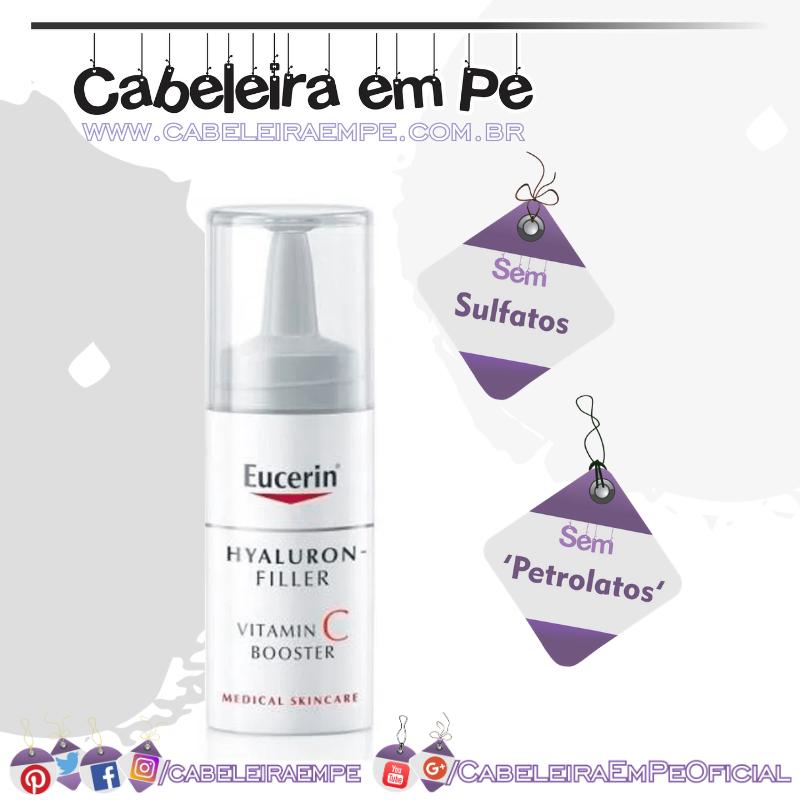 Hyaluron-Filler Vitamina C Booster - Eucerin
