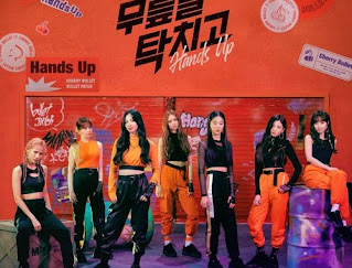 Cherry-Bullet–Hands-Up