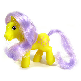 My Little Pony Lemon Drop Dolly Mix Series 1 G1 Retro Pony