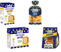 Logo Vinci gratis una fornitura di prodotti Brioche Pasquier: come partecipare