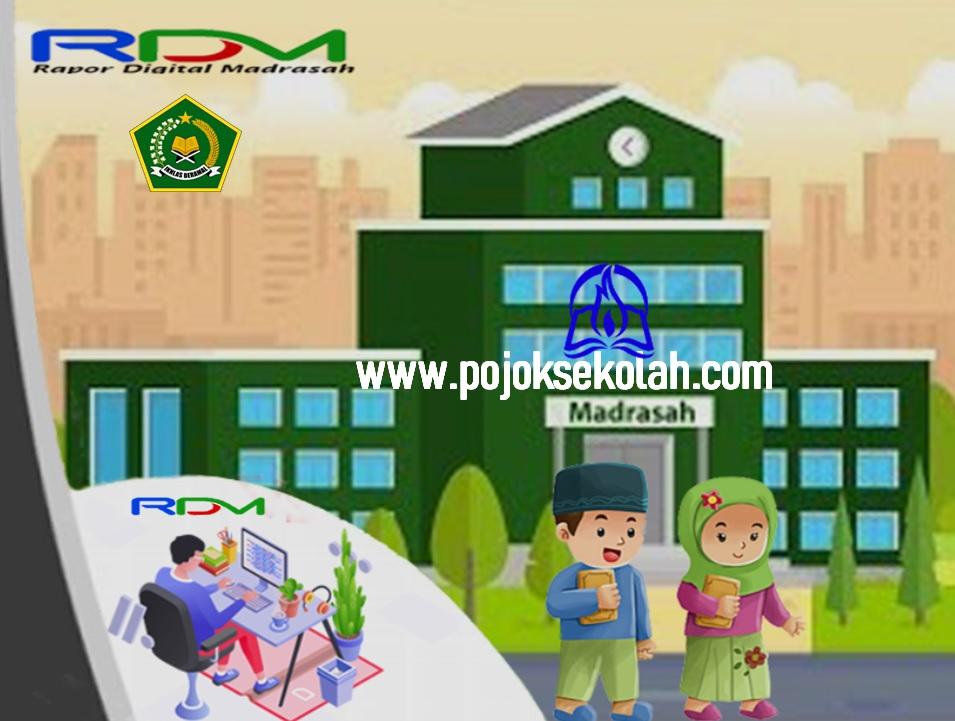 Rapor Digital Madrasah Versi 2021