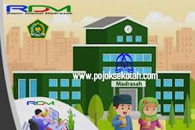 Rapor Digital Madrasah Versi 2021 Pengganti ARD