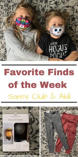 Favorite Finds of the Week - Sam's Club & Aldi