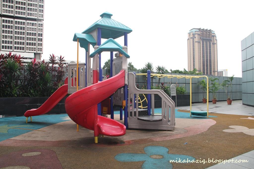 Suntec Playground