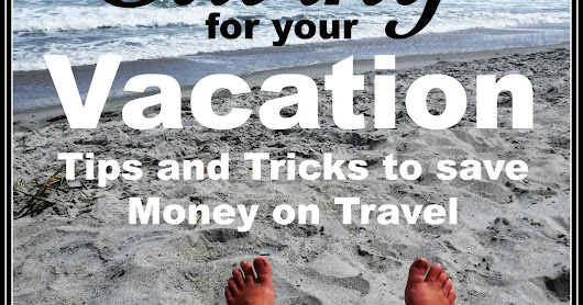 Vacation Budget Tips